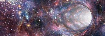 Sternennebel mit Vortex